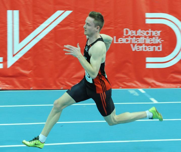 Robert Hind 400 m